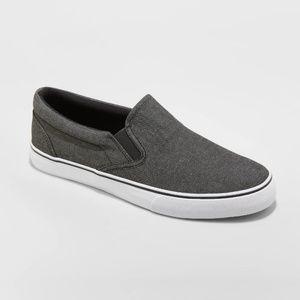 Men's Phillip Sneakers - Charcoal/Gray